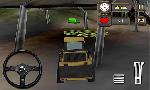City Construction Tractor 2015 - screenshot