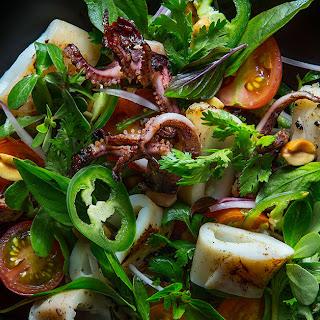 Squid Salad Lime Juice Recipes
