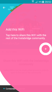 App Instabridge - Free WiFi Passwords and Hotspots apk for kindle fire