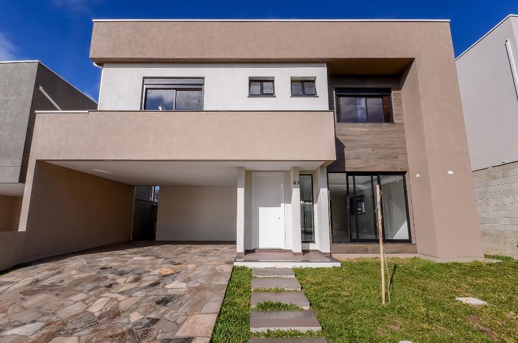 CA0011-CST, Casa de 3 quartos, 245 m² à venda no Santa Felicidade - Curitiba/PR