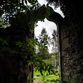 Balquhidder Church Scotland by David Ramsay - Buildings & Architecture Places of Worship