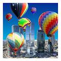 Hot Air Balloons LWP APK for Bluestacks