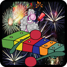 Funny Fireworks Xylophone