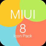 MIUI 8 - Icon Pack Icon