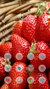 Tempting Delicious strawberry - screenshot