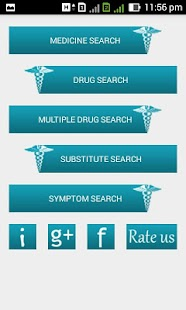 Medicine Content screenshot for Android