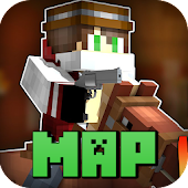 Drought adventure map for MCPE APK for Bluestacks