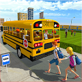 Game Modern City School Bus Simulator 2017 APK for Kindle