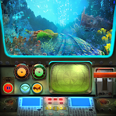 Download Underwater Train Driving APK to PC