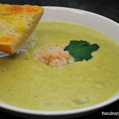Cream of Asparagus Soup