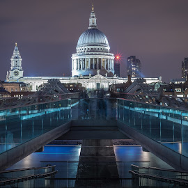 london by Selaru Ovidiu - Buildings & Architecture Other Exteriors ( london, cityscape )