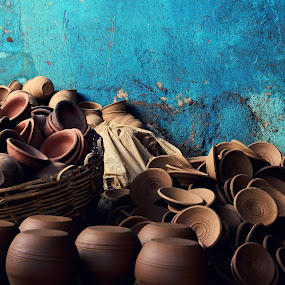 by Nithesh Panikkassery - Artistic Objects Cups, Plates & Utensils