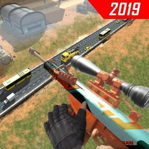 Highway Sniper 2019 For PC (Windows & MAC)