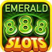 SLOTS - Emerald Atlantic FREE APK Icon
