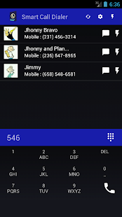 Smart Call Dialer - screenshot
