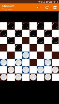 Checkers apk screenshot