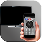 Universal Remote Control TV Icon