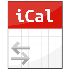 iCal Import/Export CalDAV For PC (Windows & MAC)