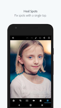 Adobe Photoshop Express APK screenshot thumbnail 4