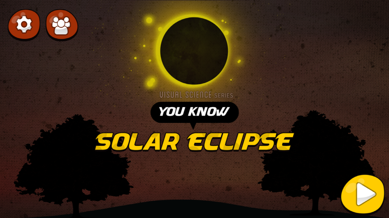 You Know Solar Eclipse? Screenshot 0