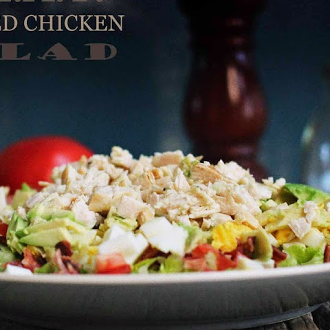 B.L.A.T. Chopped Chicken Salad