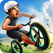 Download Crazy Wheels APK on PC