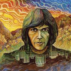 Harvest by Neil Young album art