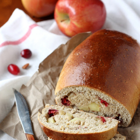 Apple Cranberry Bread