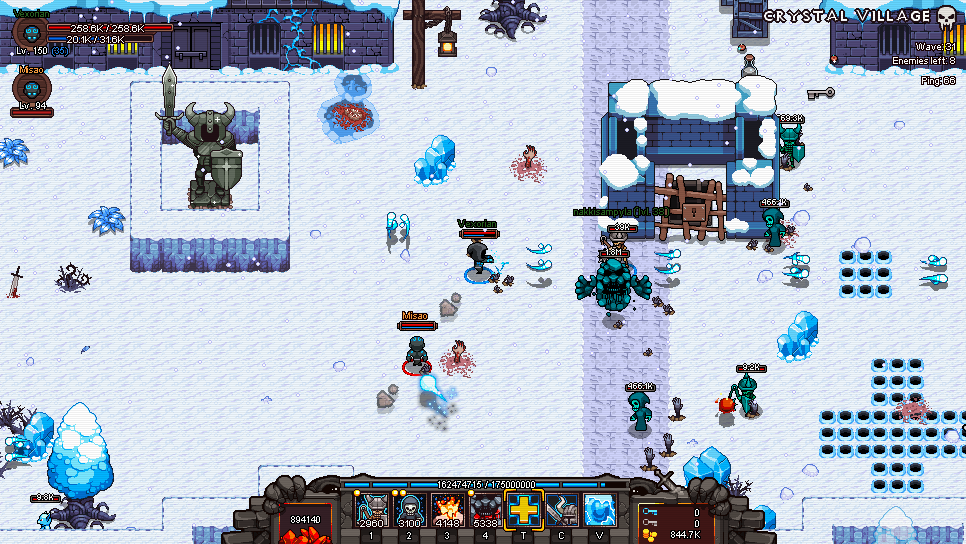 Hero Siege: Pocket Edition Screenshot 11