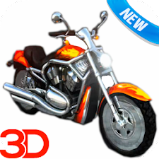 Motobike HD Video Wallpaper