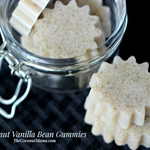 Coconut Gummy Snacks (Gut-Healing Recipe)