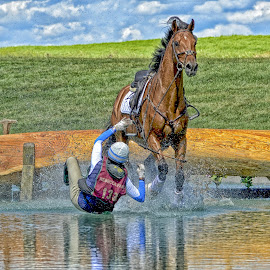 Splash Down by Twin Wranglers Baker - Sports & Fitness Other Sports