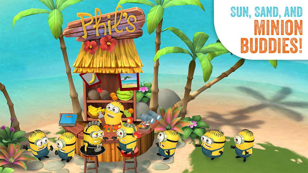 Minions Paradise™ Screenshot 2