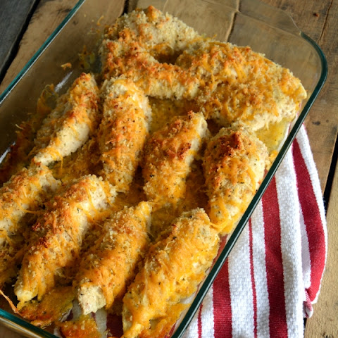 10 Best Baked Garlic Chicken Strips | Baked Chicken Breast, Baked ...