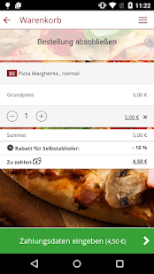 Pizzeria Tulipano - screenshot