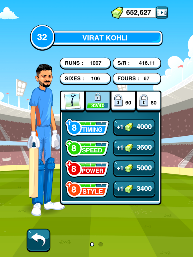 Stick Cricket Virat & Rohit Screenshot 7