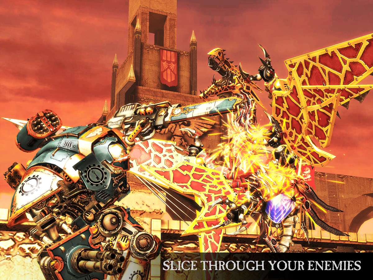 Warhammer 40,000: Freeblade Screenshot 9