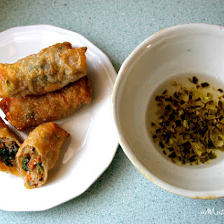 Wonton Wrappers Spring Rolls Recipes