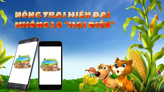 Game Farmery - Nong trai happy farm apk for kindle fire