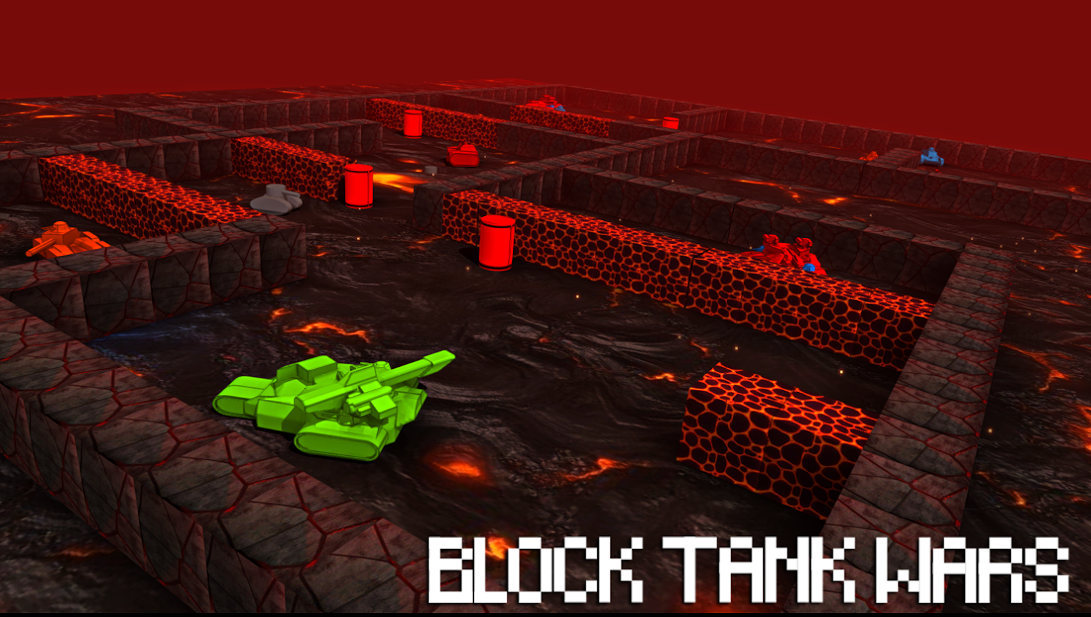 Block Tank Wars Screenshot 3