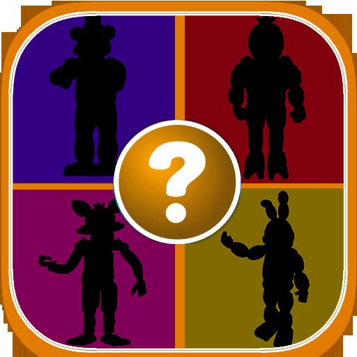 Shadow Quiz for FNAF