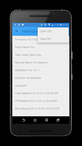 Code Blue Pro - screenshot