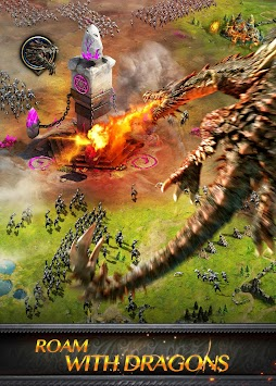 Clash Of Queens:Dragons Rise APK screenshot thumbnail 14