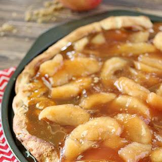 Caramel Apple Pizza Recipes