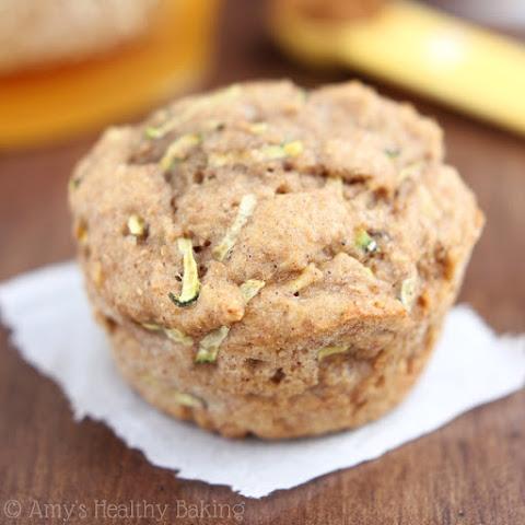 Healthy Whole Wheat Zucchini Muffins Recipes | Yummly