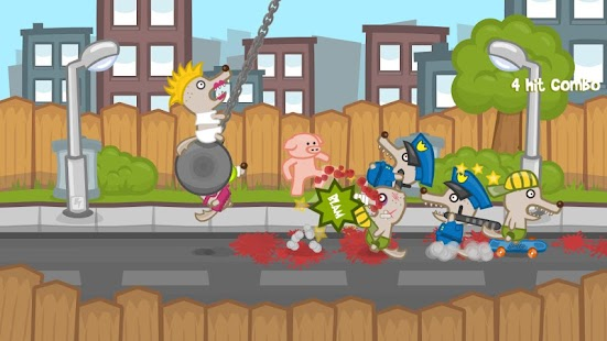 Iron Snout+ Fighting Pig Game APK for Bluestacks