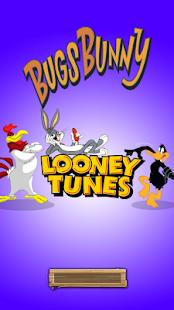 Looney: Toons Bugs Rabbit Bunny Dash Run Rush