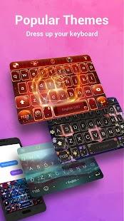 Download Facemoji Keyboard + GIFs APK to PC