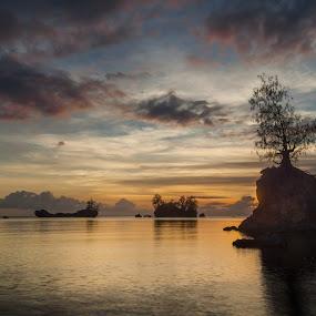 by Joshua T. Wood - Landscapes Sunsets & Sunrises