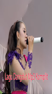 Lagu Dangdut Mp3 Komplit - screenshot